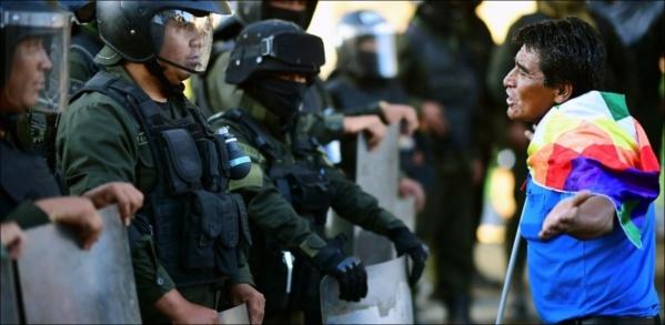 Bolivie : Trois morts dans les rangs des partisans de Morales