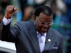 Hage Geingob remporte l'élection présidentielle en Namibie