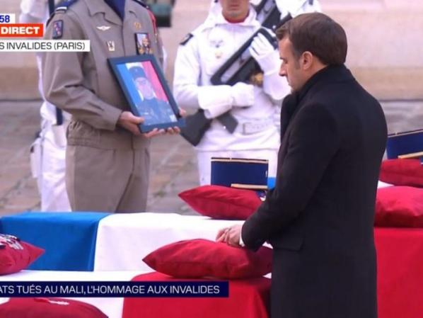 Opération Barkhane : Macron tance les chefs d'Etat du G5 Sahel et exige une clarification
