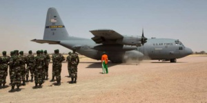 Les États-Unis octroient 21 millions de dollars d'aide militaire au Niger