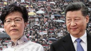 Hong Kong: Xi salue le courage de Carrie Lam face à la contestation