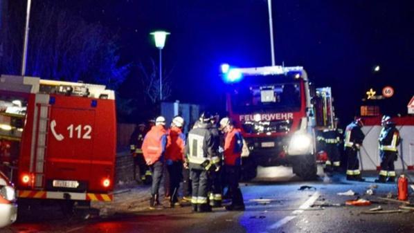 Italie: un automobiliste ivre tue six jeunes Allemands