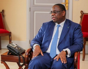 Le président Sall condamne l'agression contre des Chinois à Kaolack