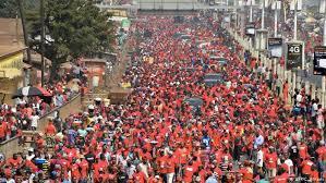 GUINEE : l'opposition appelle à la résistance