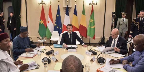 Macron : «Ce sont des soldats français qui tombent pour la sécurité des Maliens, des Nigériens et des Burkinabès»