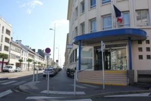 Le commissariat de Saint-Nazaire, près de Nantes, lieu du suicide de la policière de 52 ans