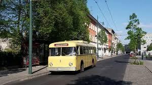 Dans une rue d'Eberswalde, au nord de Berlin
