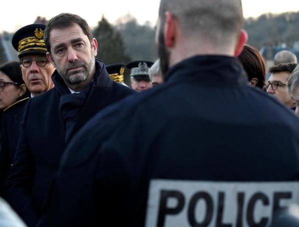 Christophe Castaner, le très critiqué ministre de l'Intérieur