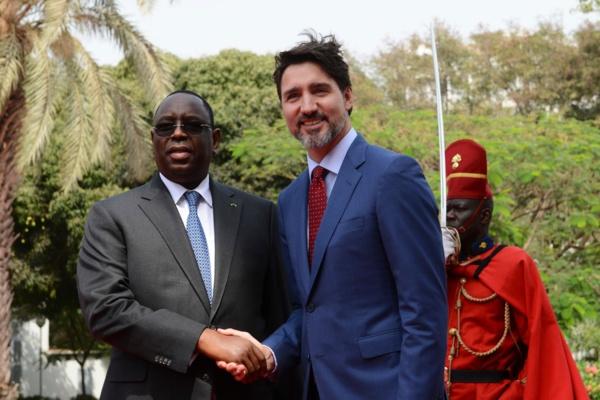 Macky Sall recadre Justin Trudeau : interdire l'homosexualité n'a rien d'homophobe