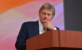 Dimitri Peskov, porte-parole du Kremlin