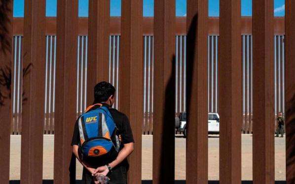 Mur anti-migrants: le Pentagone débloque 3,8 milliards $