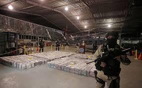 Costa Rica : saisie record de cinq tonnes de cocaïne