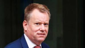 David Frost, le négociateur britannique