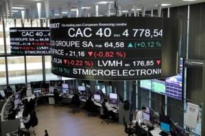 Clôture positive en Europe après des mesures de relance en Chine