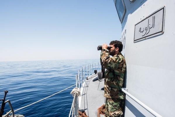 Accord européen pour stopper les flux d'armes vers la Libye