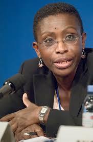 Antoinette Sayeh, pressentie au poste de numéro 2 du Fonds monétaire international (FMI)