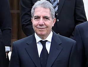 Ghazi Wazni, le ministre libanais des Finances