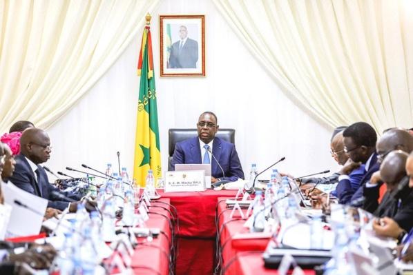 Conseil des ministres: les horaires de travail changent dans l'administration (communiqué)