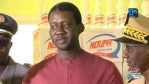 Abdou Mbacké Ndao, maire de Mbacké