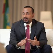 Abiy Ahmed, le premier ministre éthiopien
