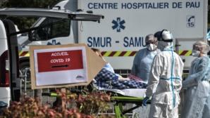 Coronavirus: la France passe la barre des 12.000 morts, moins de patients en réanimation