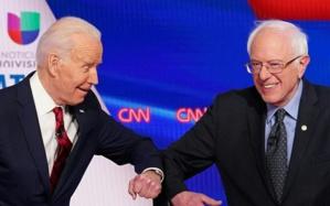 Présidentielle américaine: Sanders annonce son soutien à son ex-rival Biden