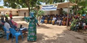 Un appel à la cohésion dans la lutte mondiale contre l'épidémie