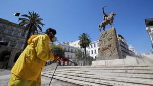 Coronavirus : Alger prolonge ses strictes mesures de confinement