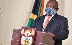 Afrique du Sud : Cyril Ramaphosa, le miraculé du coronavirus