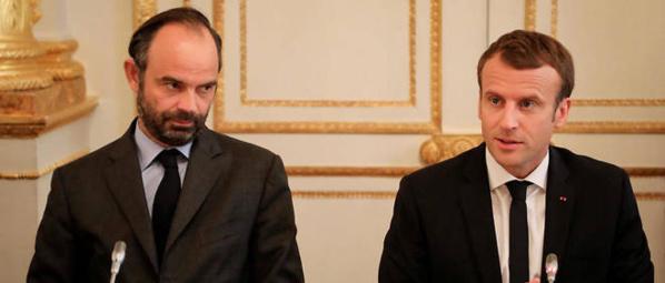 Macron-Philippe, le couple de l'Exécutif