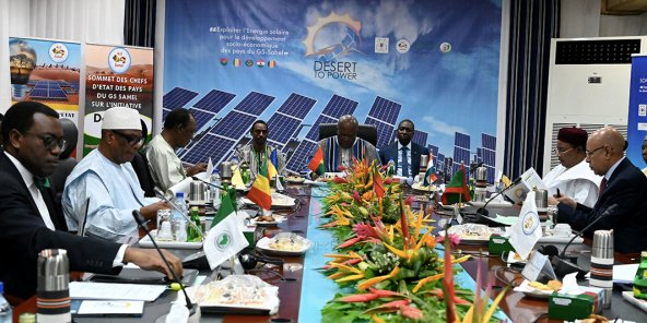 Sommet du G5 Sahel à Nouakchott : le communiqué final (Document)