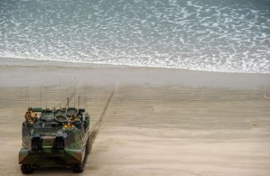 Fin des recherches pour les huit militaires US disparus en mer