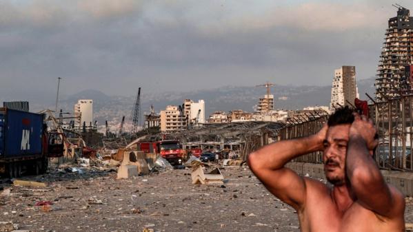 Le bilan s'alourdit à Beyrouth, 135 morts et près de 5.000 blessés, état de choc total
