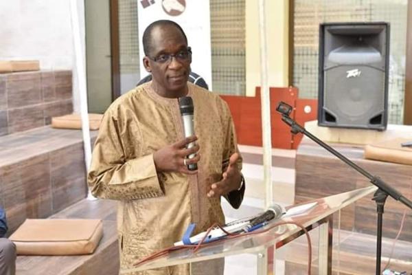 Abdoulaye Diouf Sarr, ministre de la Santé