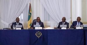Le communiqué du conseil des ministres du 12 août 2020