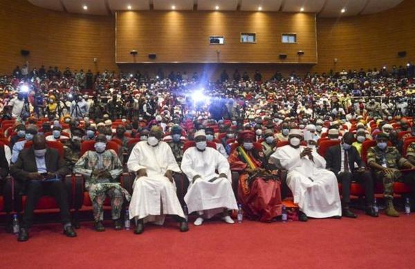 Concertations nationales: la junte malienne en quête d'un consensus fort sur la transition