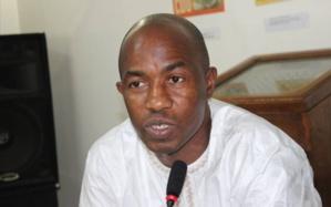 Le juge Souleymane Teliko, président de l'Union des magistrats sénégalais (UMS)