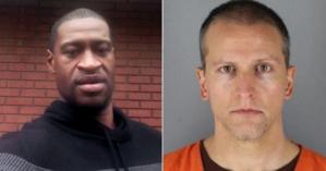 Meurtrier présumé de David Floyd, le policier Derek Chauvin libéré sous caution