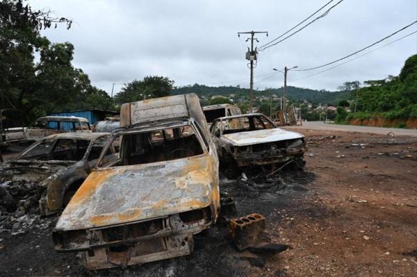 Côte d'Ivoire : le domicile de Pascal Affi Nguessan incendié, au moins deux morts dans des violences intercommunautaires
