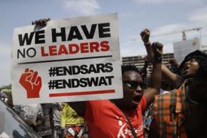Manifestations au Nigeria : les USA condamnent un usage excessif de la force