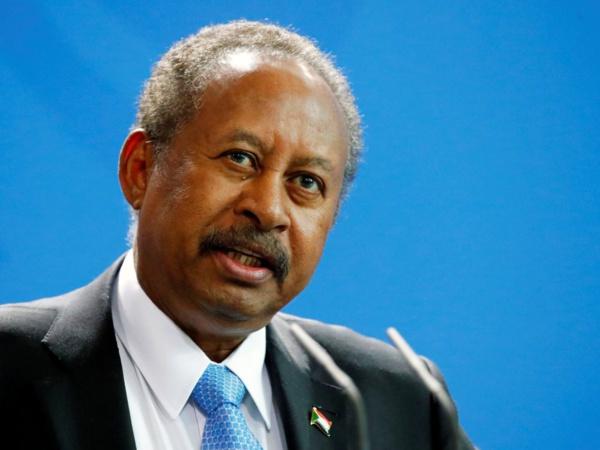 Abdallah Hamdok, chef du gouvernement soudanais