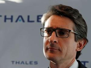 Patrice Caine, le PDG de Thalès