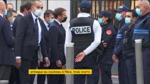 La Turquie condamne l'attentat de Nice, se dit solidaire de la France