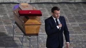 Macron dit comprendre que les caricatures de Muhammad puissent « choquer »