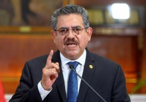 Contestation sociale : Le président péruvien par intérim annonce sa démission