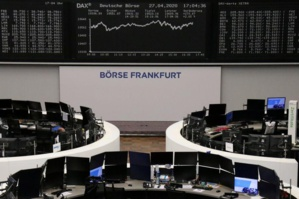Clôture en ordre dispersé en Europe, Wall Street dans le rouge