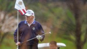 Trump fait une courte apparition au G20, pour ensuite aller jouer au golf