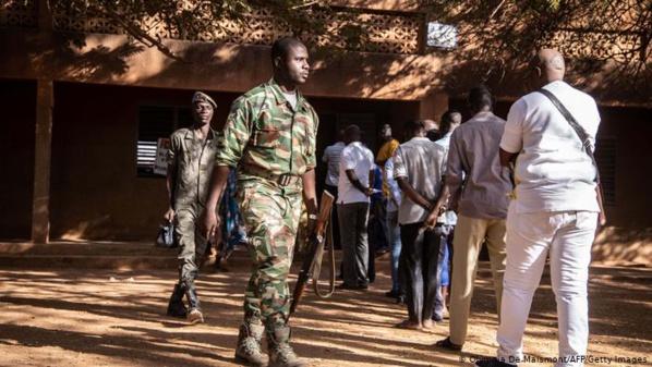 Élection présidentielle : le Burkina Faso a voté sous la menace djihadiste