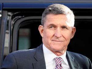 Donald Trump gracie son ancien conseiller Michael Flynn