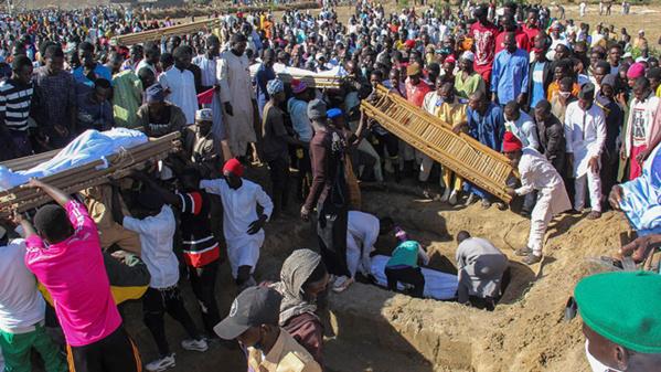 Au moins 110 civils tués dans une attaque djihadiste au Nigeria, selon l'ONU